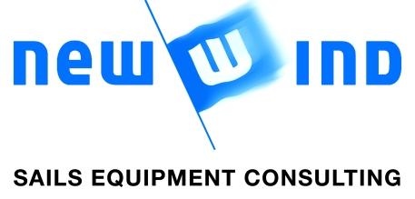 Logo new wind alta ris. con scritta